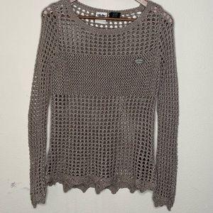 Harley Davidson | Crochet Sweater